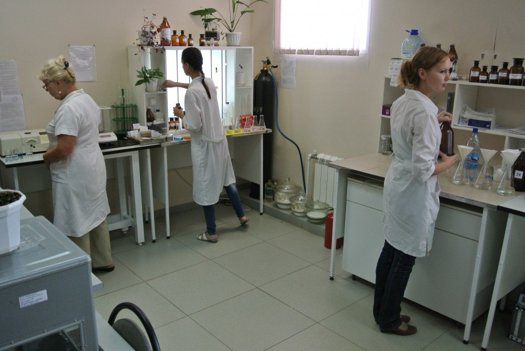 Проектная лаборатория